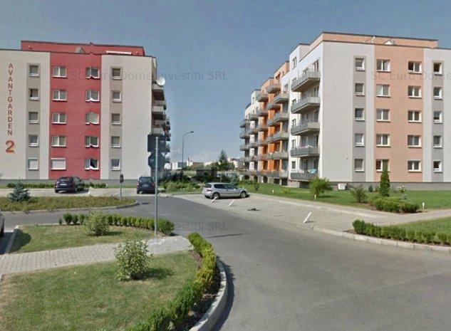 Apartament in bloc nou, complet mobilat - imaginea 1