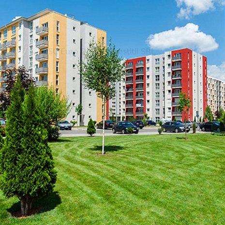 Apartament 3 camere bloc nou, Avantgarden - imaginea 1