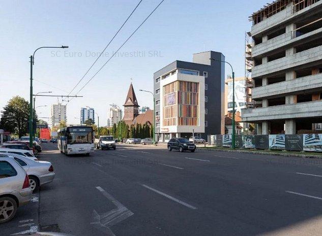 Apartament mobilat si utilat modern langa AFI Brasov - imaginea 1