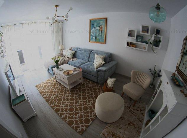 Apartament mobilat si utilat modern Urban Plaza - imaginea 1