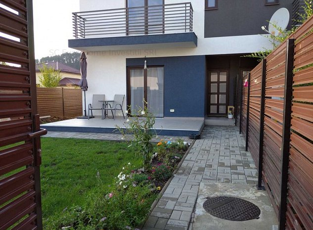 Casa in sistem duplex , zona usor accesibila - imaginea 1