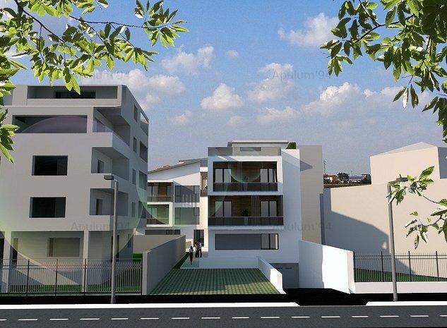 Apartament 4 camere+terasa. - imaginea 1