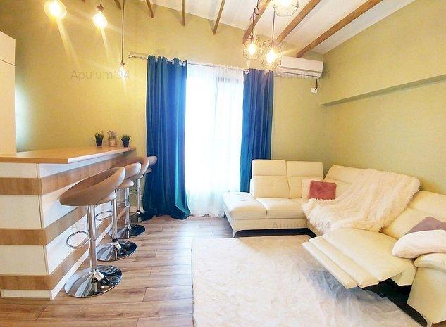 Apartament cu 2 camere | Modern | Elegant | Damaroaia - imaginea 1