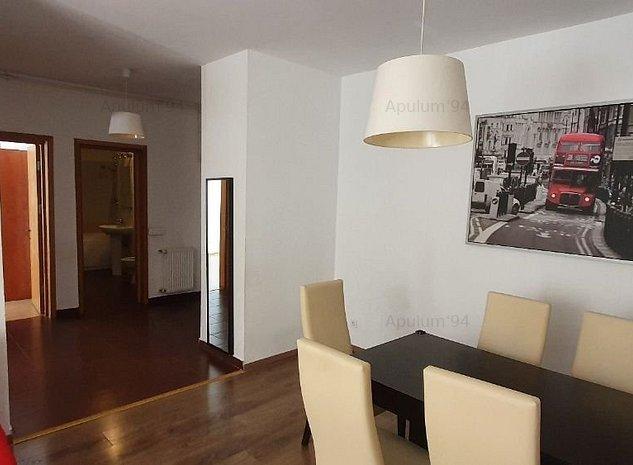 Apartament 2 camere,an 2012,68mp,etaj 1,aer conditionat,centrala termica bloc - imaginea 1