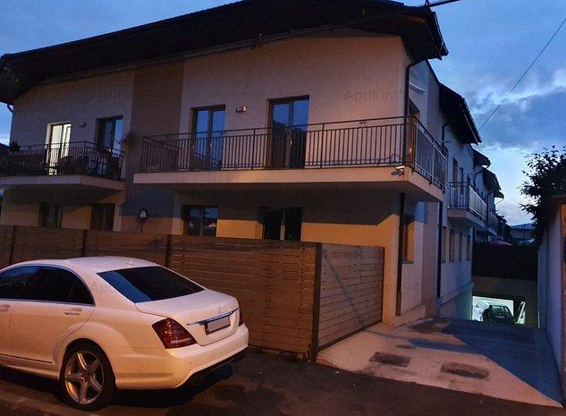 Apartament Elegant 2 Camere Mansarda cu Balcon si Parcare Subterana - imaginea 1