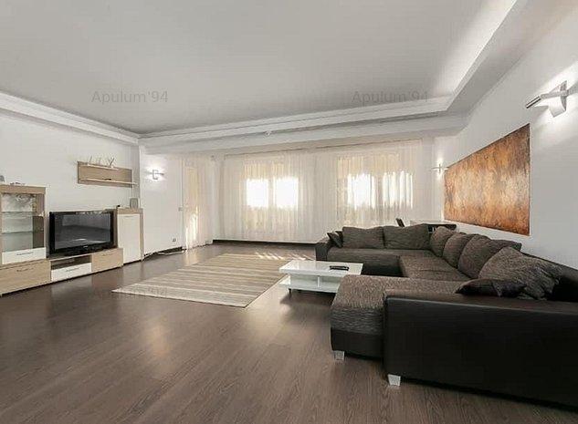 Apartament 3 camere Herastrau - imaginea 1