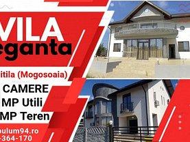 Casa de vânzare 6 camere, în Chitila, zona Central