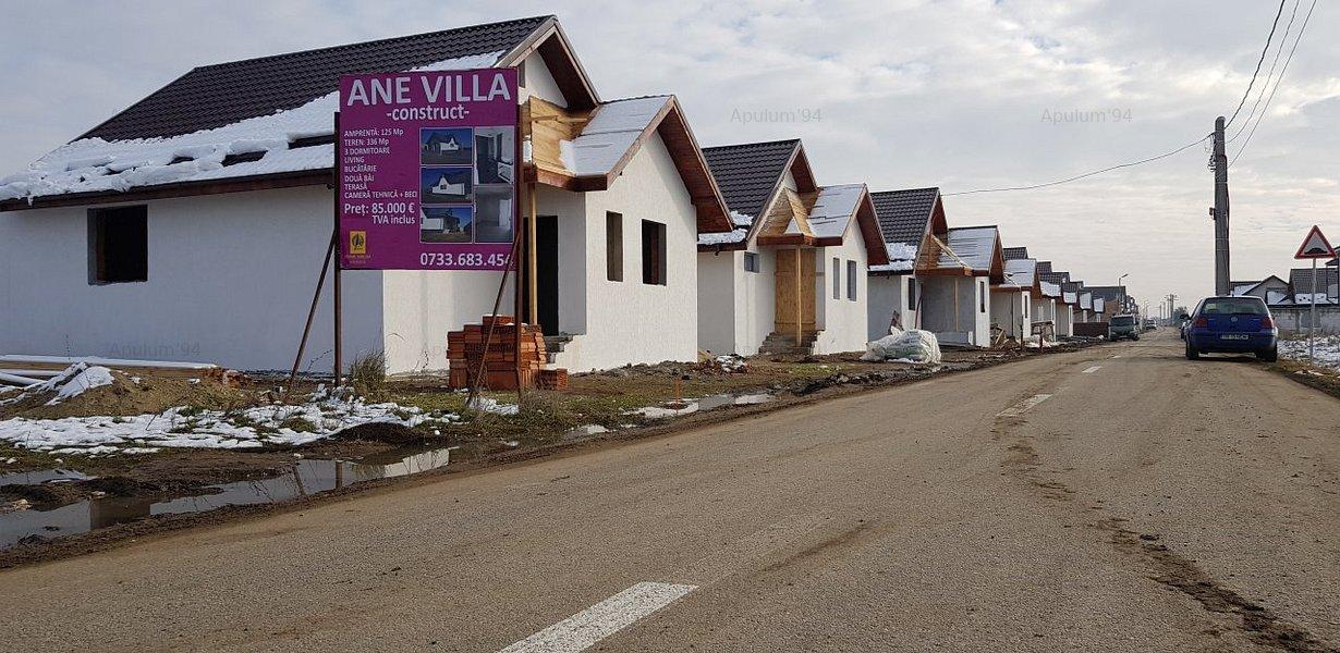 Vila individuala pe parter Ane Villa, 2 camere Domnesti, zona Unitatii Militare - imaginea 1