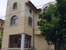 Casa de închiriat 11 camere, în Bucureşti, zona Parcul Carol
