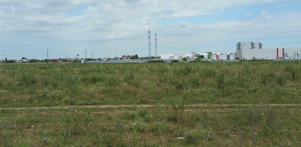 Vanzare teren Fundeni-Dobroesti - imaginea 1