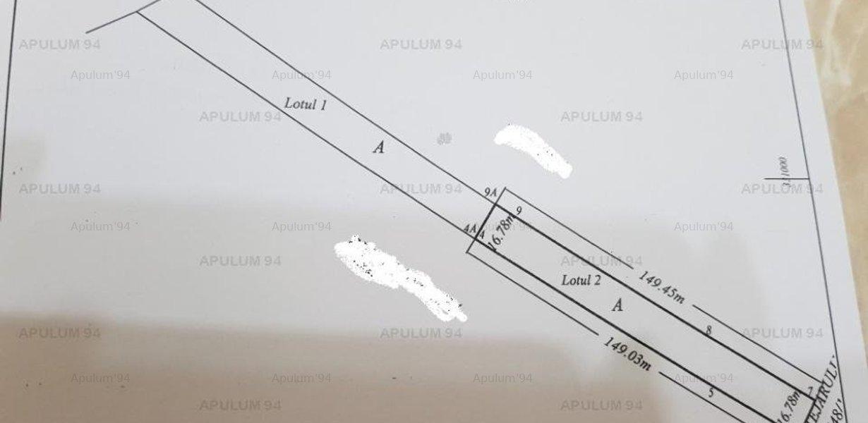 Vanzare teren Fundeni-Dobroesti - imaginea 3