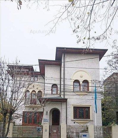 Vila cu 17 camere | 5 bai | Zona Domenii - Arcul de Triumf - Kiseleff - imaginea 1