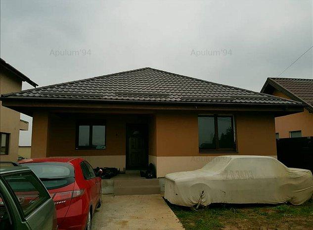 Vila individuala Domnesti - imaginea 1