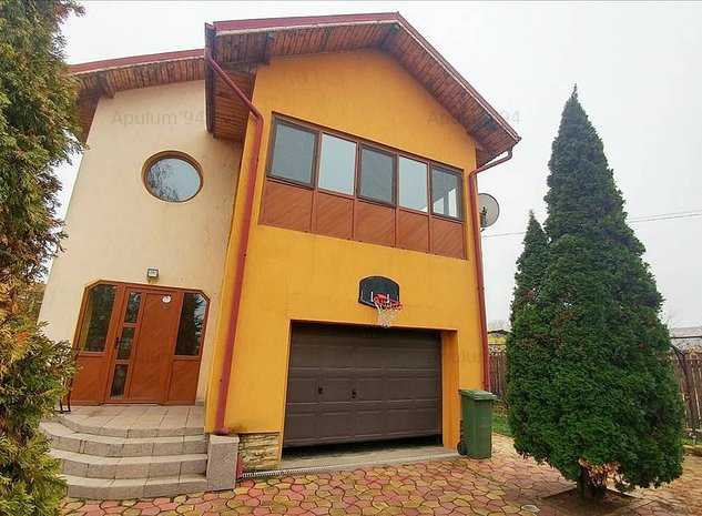 Vila cu 6 camere | 1280 mp teren | Bragadiru - Sos. Alexandria - imaginea 1