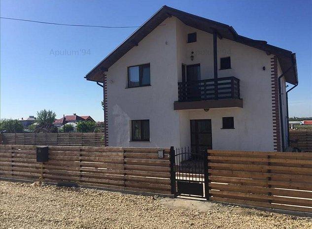 Casa 4 camere + dependinte, Săbăreni, 11 km Centura Vest - imaginea 1