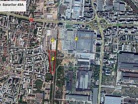Teren constructii de vânzare, în Craiova, zona Calea Bucuresti