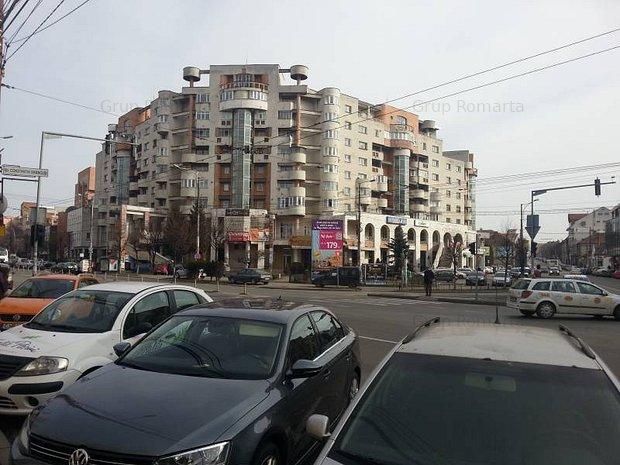 Imobil Titulescu nr 2: parter plus mezanin