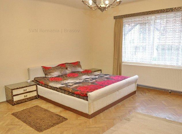 Apartament central: dormitor