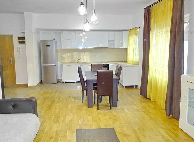 Apartament Mobilat Utilat Modern Bloc No: Apartament Mobilat Modern Zona Centrala