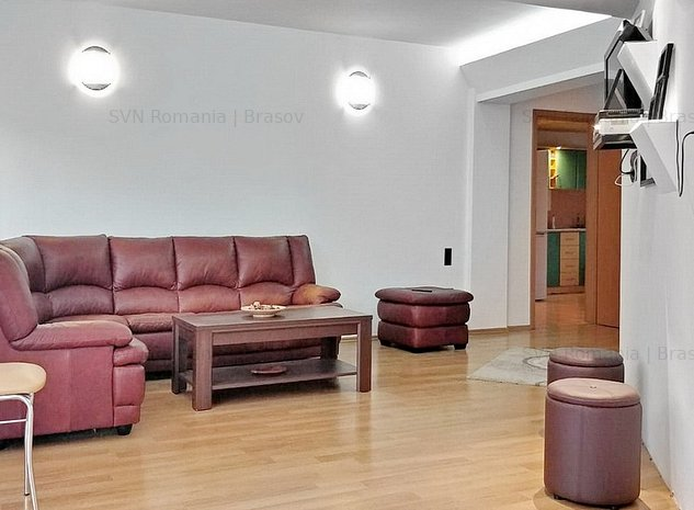 SVN Romania Brasov: Apartament Racadau: 1