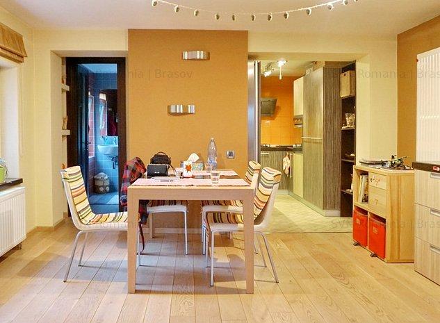 Vila Ultrancentral: Dining