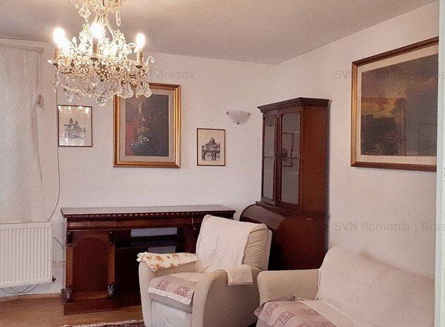 SVN Romania Brasov: Casa cu curte indivi: Living