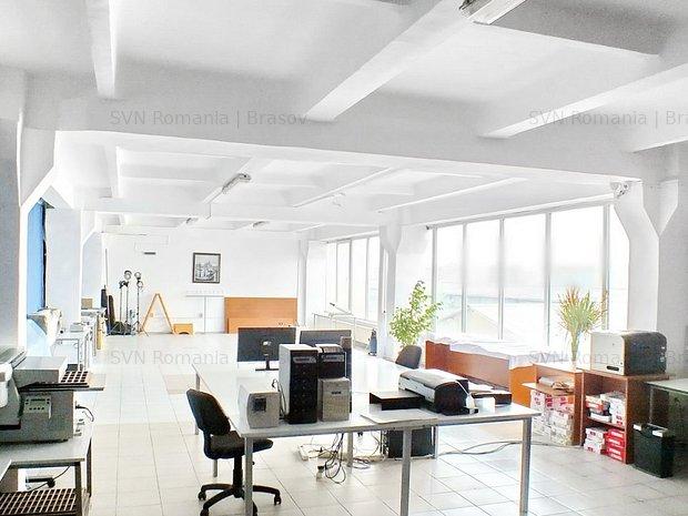 Coldwell Banker Alpin: Spatiu birouri Ca: Spatiu birouri/ Call-Center/ Microproductie