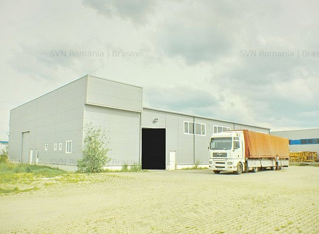 Hala productie depozitare  si logistica: Hala productie/ depozitare/ logistica