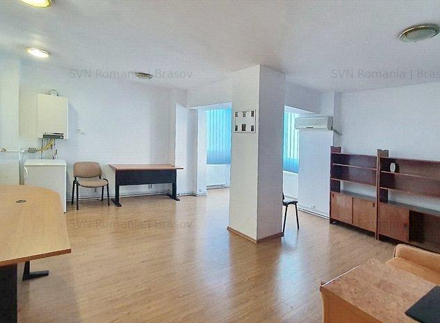 Centrul business al orasului Brasov Pozi: Spatiu birou
