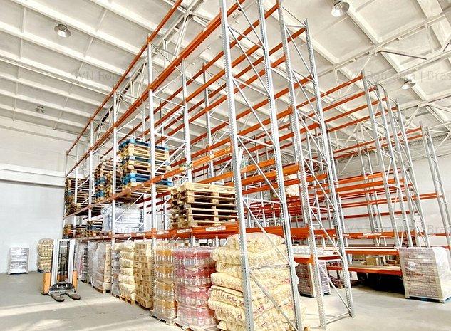 Depozitare Productie Service auto Activi: INALTIME 10 M