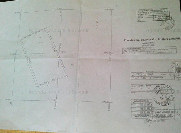 Teren 18,4 ha in zona industriala a Ploiestiului - imaginea 1
