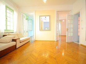 Apartament de închiriat 4 camere, în Bucuresti, zona Dorobanti