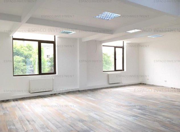 Inchiriere clinica birouri Unirii, suprafete 60 intre 460 mp - imaginea 1