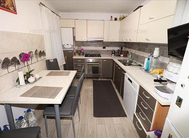 Apartament 3 camere, parter, zona Longinescu - imaginea 1