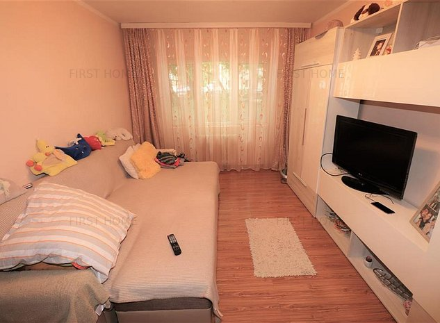 Apartament 2 camere, parter, zona Central - Jandarmerie - imaginea 1