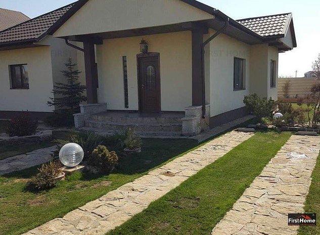 Casa la cheie parter la intrarea in Petresti 2 km de Focsani !! - imaginea 1