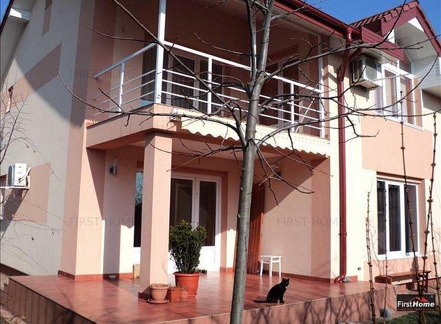 Casa D+P+1 zona B-dul Independentei - imaginea 1
