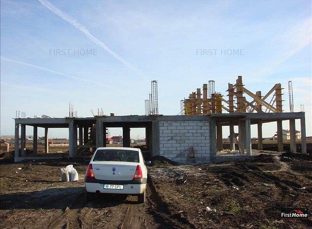 Casa in constructie zona Goleti spre Carligele - imaginea 1