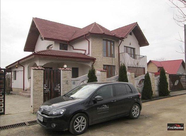 Vila de vanzare in Golesti - imaginea 1