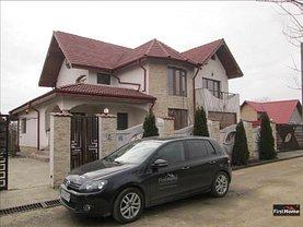 Casa de închiriat 6 camere, în Golesti, zona Central