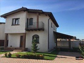 Casa de închiriat 4 camere, în Golesti, zona Central