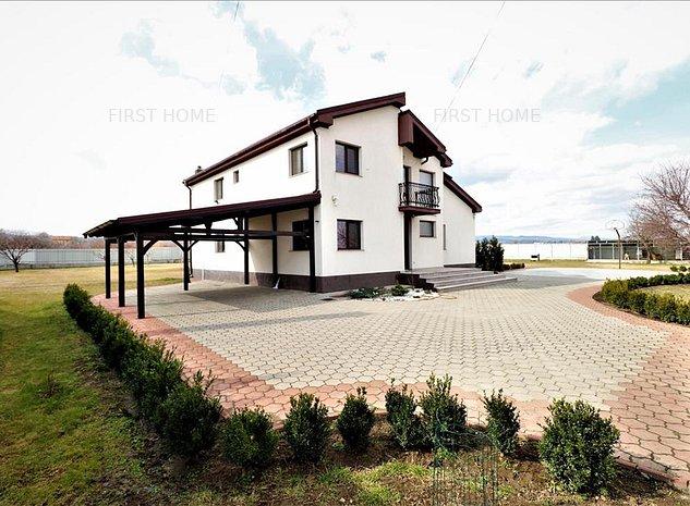Casa com Cotesti, P+1, 190 mp utili, 2.795 mp teren, an 2013 - imaginea 1