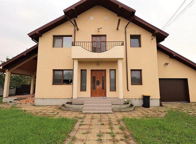 Vila P+M de vanzare in Focsani zona Sud - Laminoru - imaginea 1
