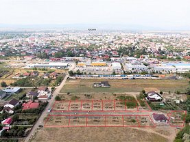 Teren constructii de vânzare, în Focşani, zona Est
