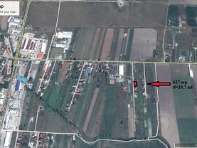 Teren construcţii de vânzare în Focsani, Est