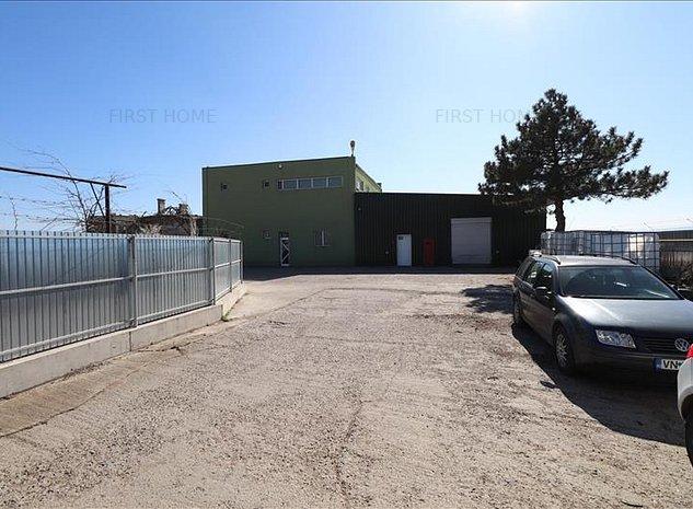 Spatiu industrial zona Soseaua Vrancei - imaginea 1