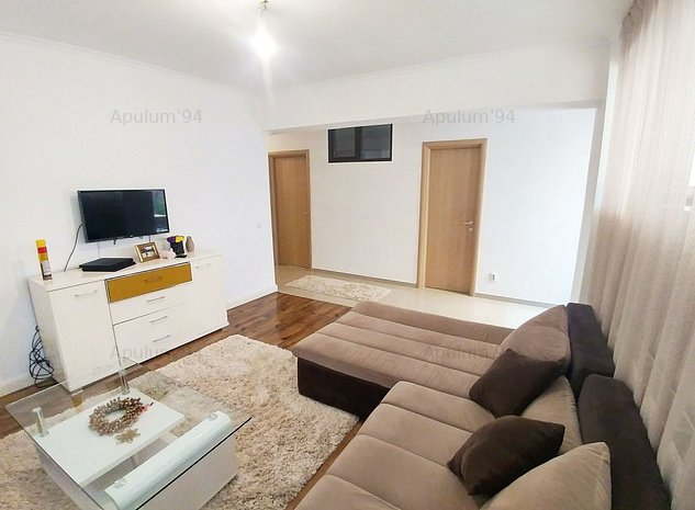 Apartament cu 3 camere | Curte 84 mp | Bucurestii Noi - Parcul Bazilescu - imaginea 1
