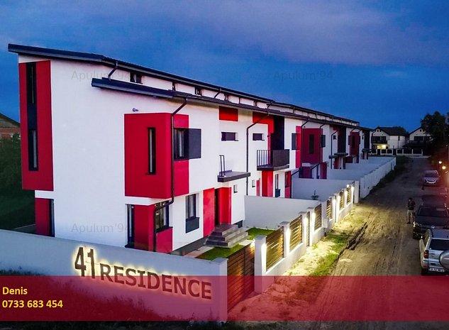 41Resdinece, Vila P+1+M 6 camere - imaginea 1