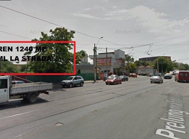 Teren Bun Prelungirea Ferentari Stradal - imaginea 1