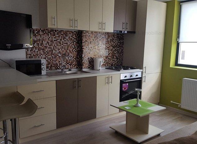 Inchiriere apartament nou 2 camere modern Centru-Palas - imaginea 1